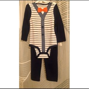 Baby Boy's Cat & Jack Two-Piece Set